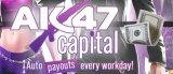 Ak47-capital - 4% в день + автовыплаты! Лучший Казуальный проект!